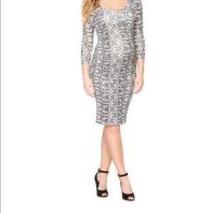 Isabella Oliver like new maternity dress